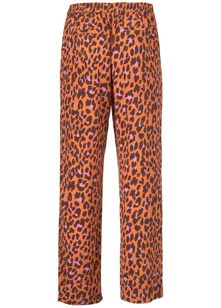 Robbie Print Pants - Colourful Leo