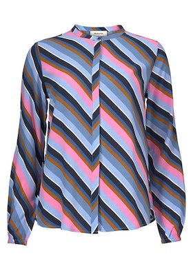 Rylan Print Shirt - Flash Stripe