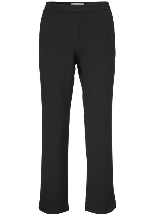Tanny Cropped Pants - Black