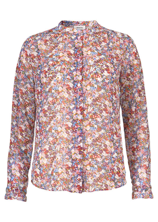 Russel Print Shirt - Bouquet