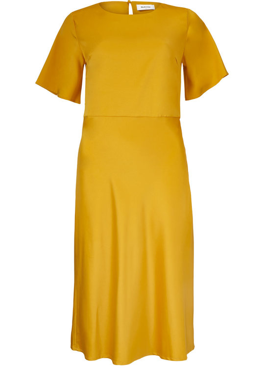 Rylee Dress - Golden Spice