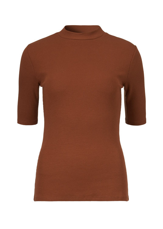 Krown T-Shirt - Brandy Brown
