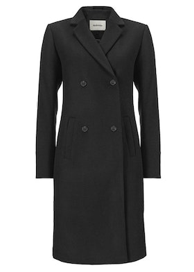 Odelia Coat - Black