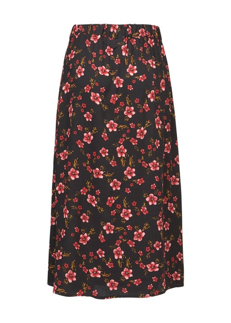Siesta Print Skirt - Fall Flower