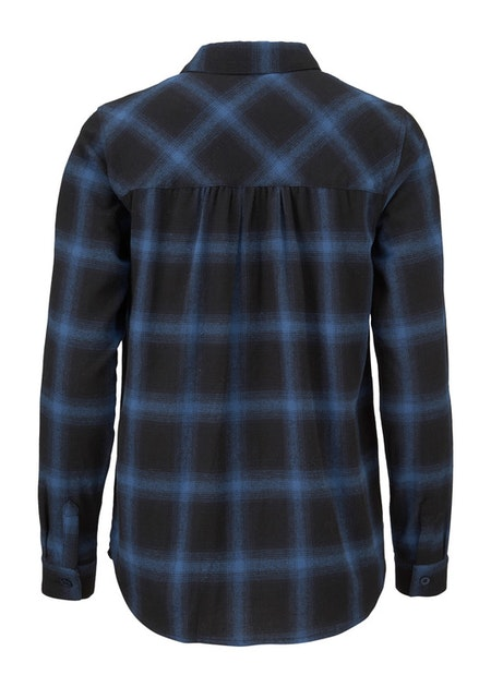 Tempt Shirt - Navy Check