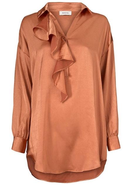 Villum Shirt - Rust