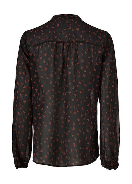 Valery Print Shirt - Flower Sprinkle