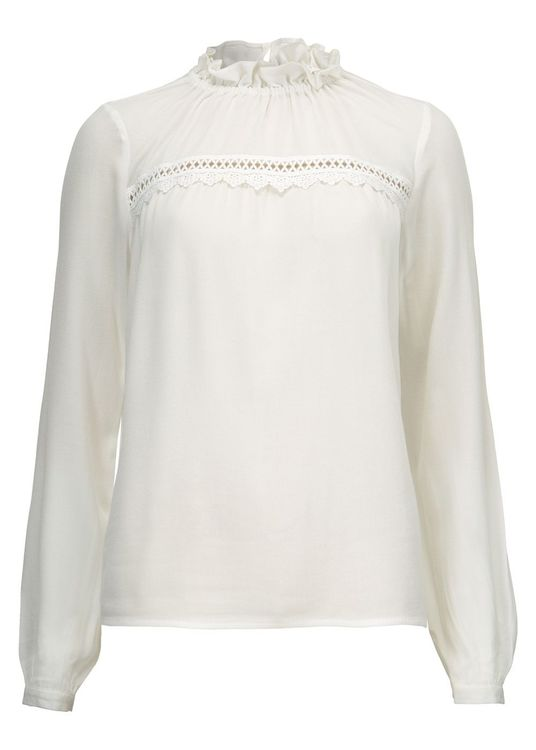 Noa LS Top - Off White