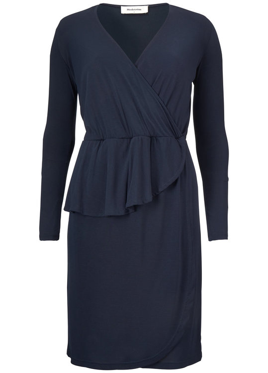 Robin Dress - Navy Sky