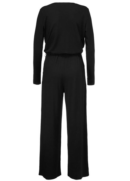 Roman Jumpsuit - Black