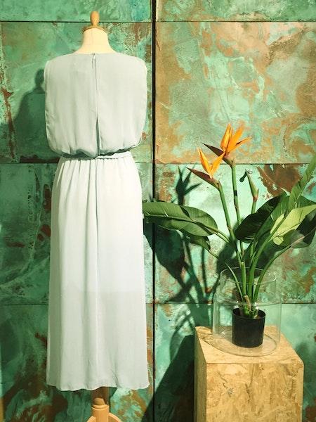 Sofia Long Dress - Mint