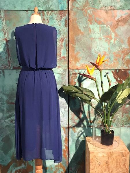 Kate Long Dress - Dark Blue