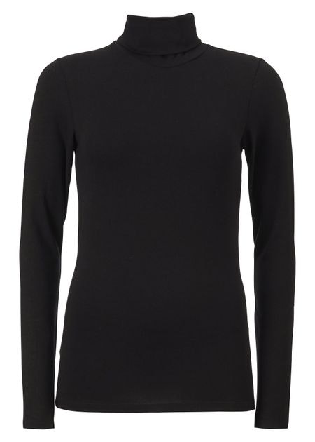 Tanner High Neck - Black