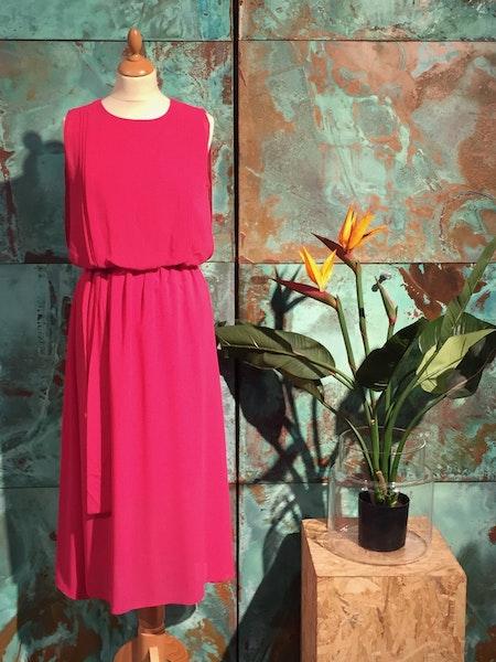 Kate Long Dress - Pink