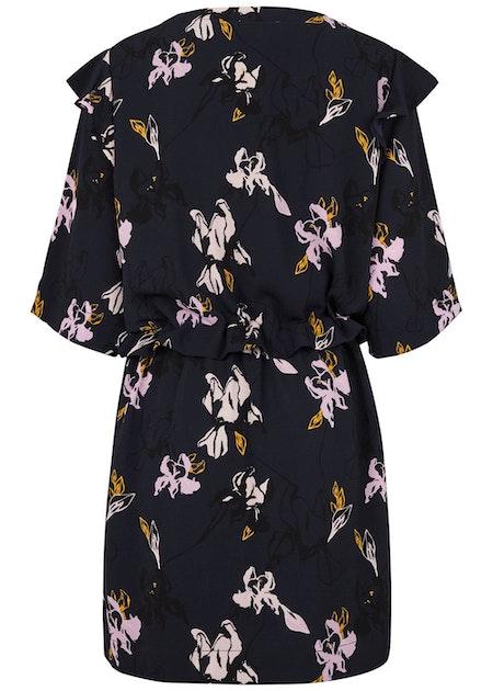 Fria Print Dress - Wild Flower