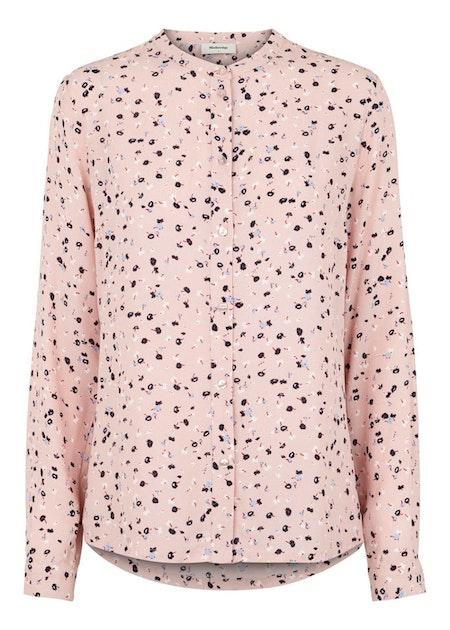 Fasai Print Shirt - Cosmo Rose