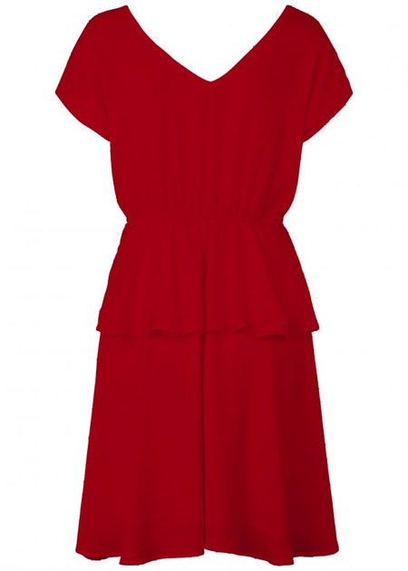 Field Dress - Red
