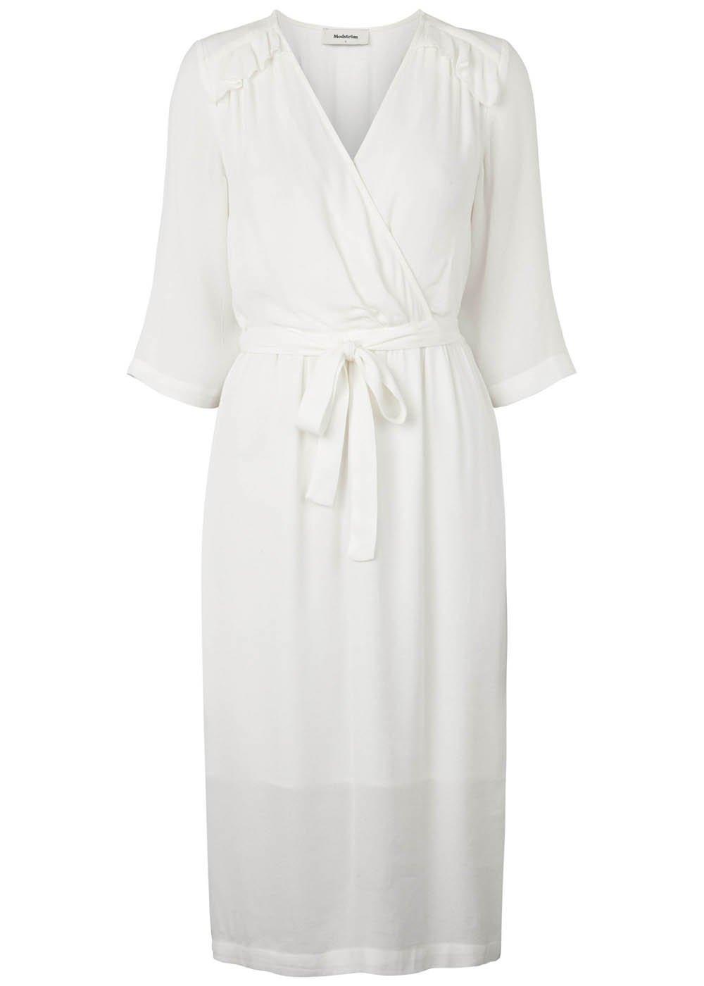 Falkon Dress - Off White