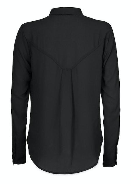Cyler Collar Shirt - Black