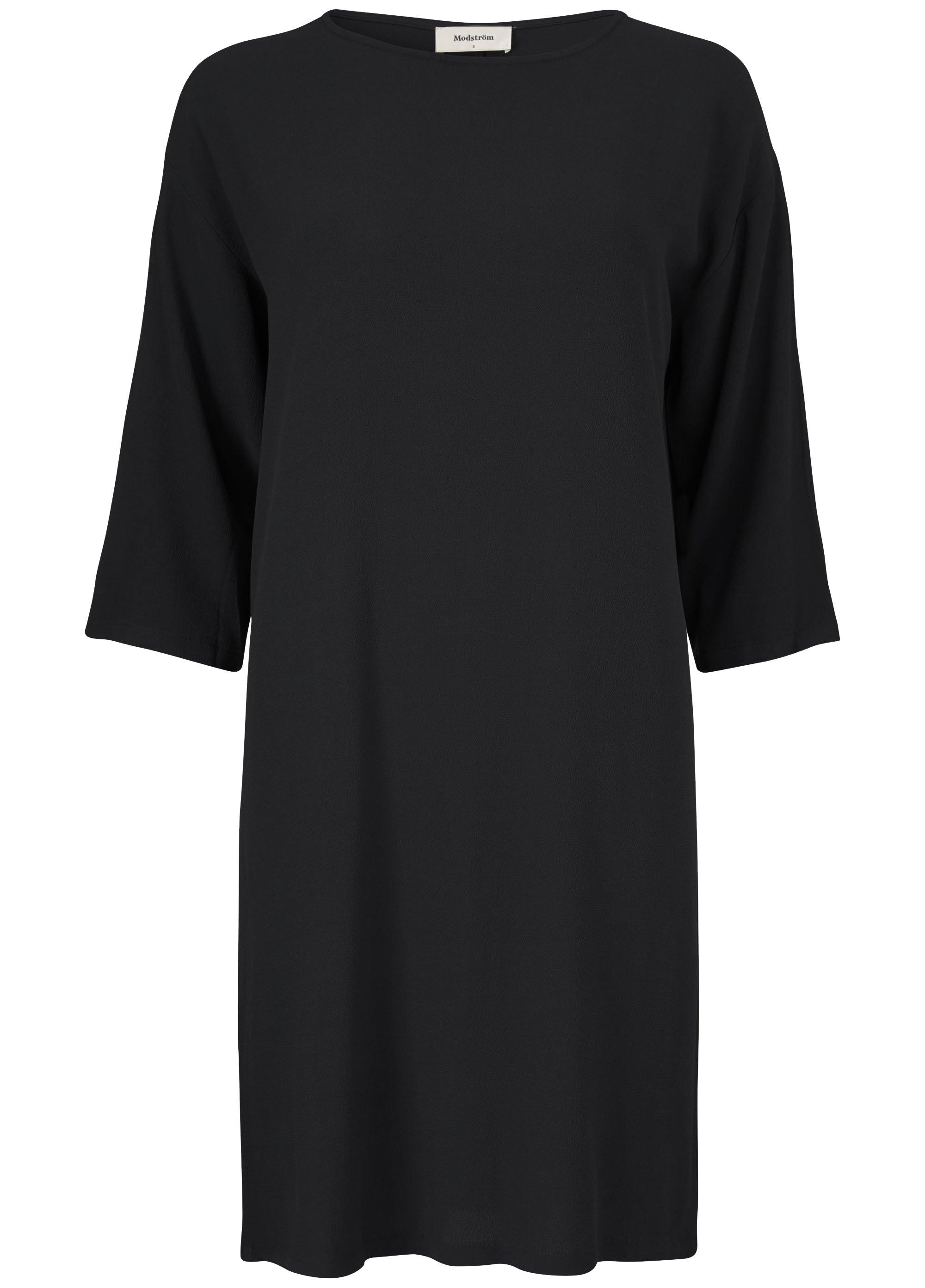 Geo Dress - Black