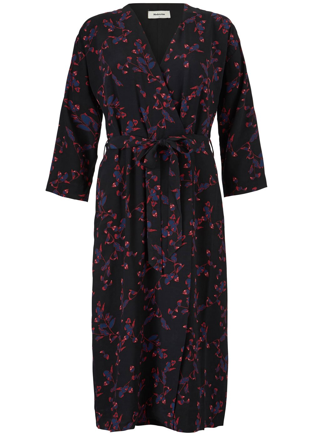 Jesla Print Dress - Folia