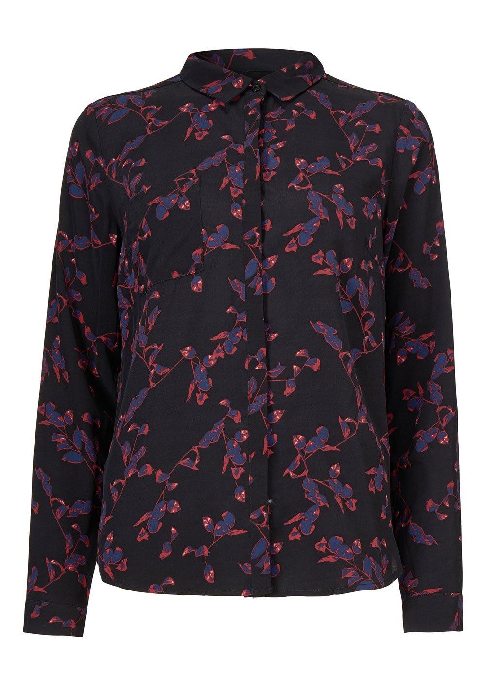 Jesla Print Shirt - Folia