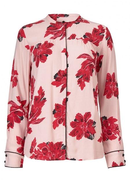 Jacques Print Shirt - Oriental Flower