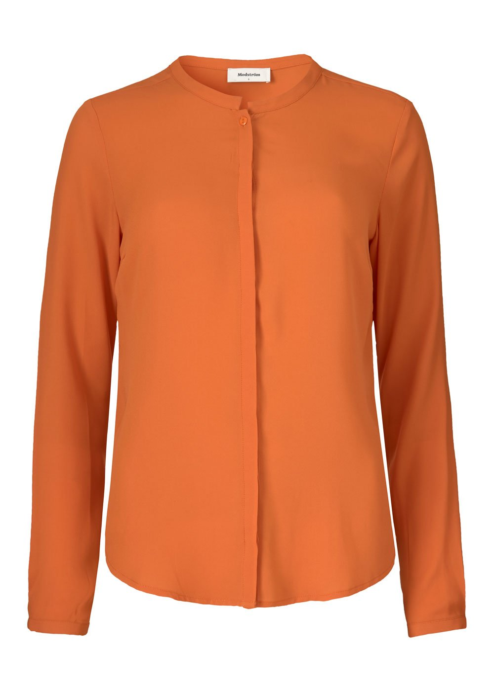 Cyler Shirt - Burnt Orange