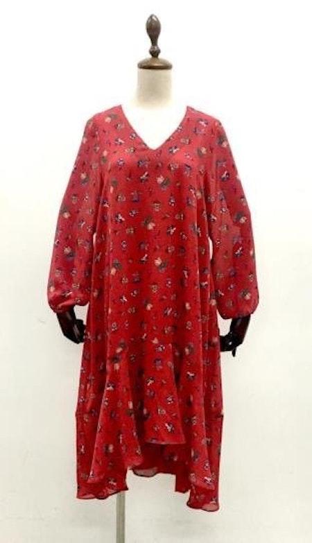 Dora Dress - Red
