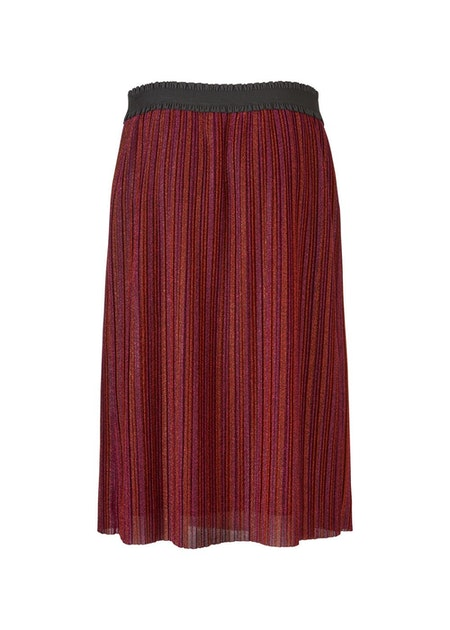 Jillian Skirt - Tango Red