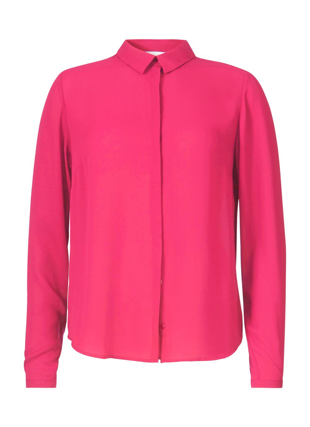 Cyler Collar Shirt - Power Pink