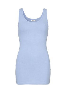 Tulla Tank Top - Cornflower