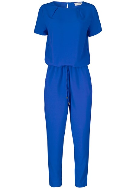 Campell Jumpsuit - Royal Blue