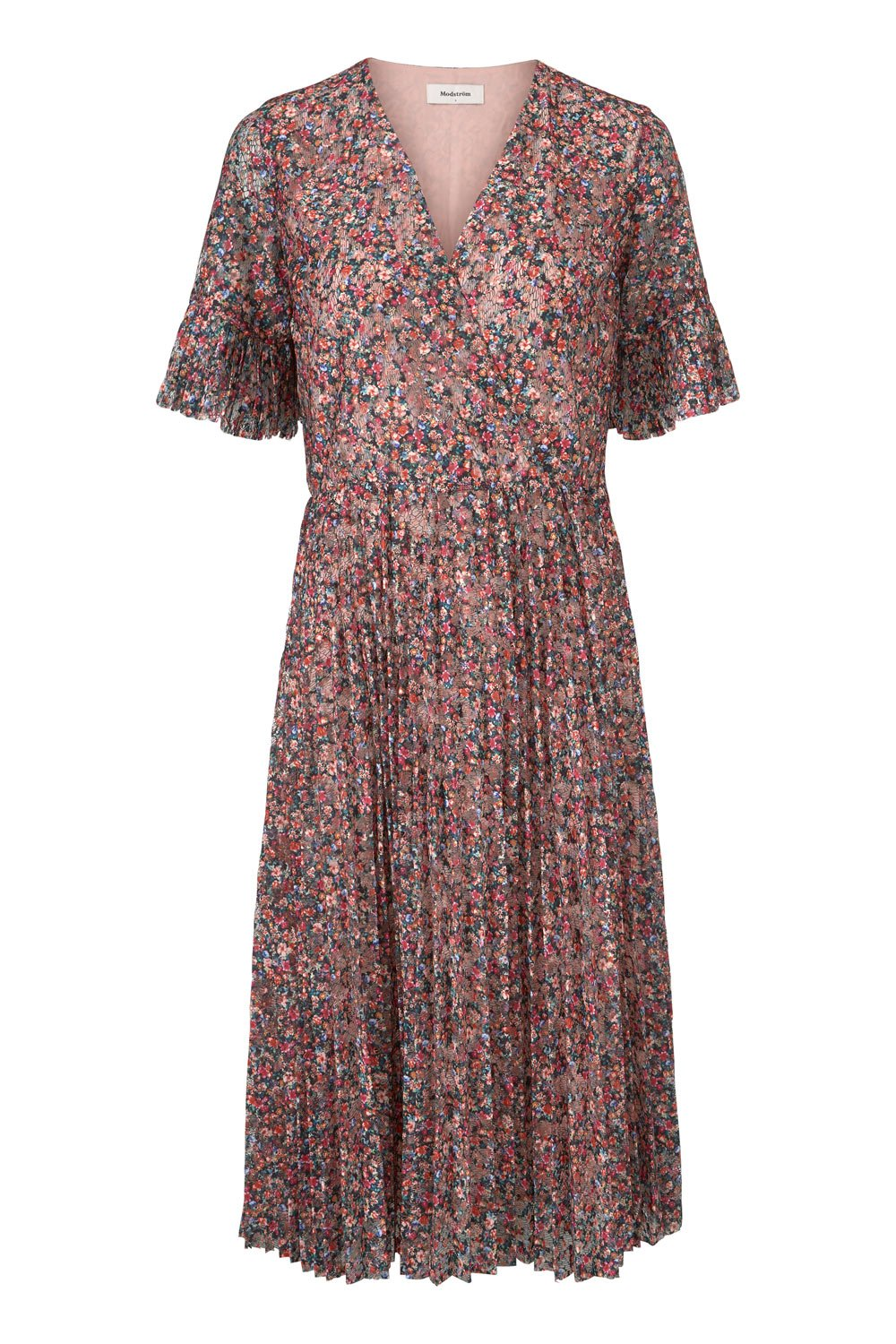 Nabiha Print Dress - Flower Bomb