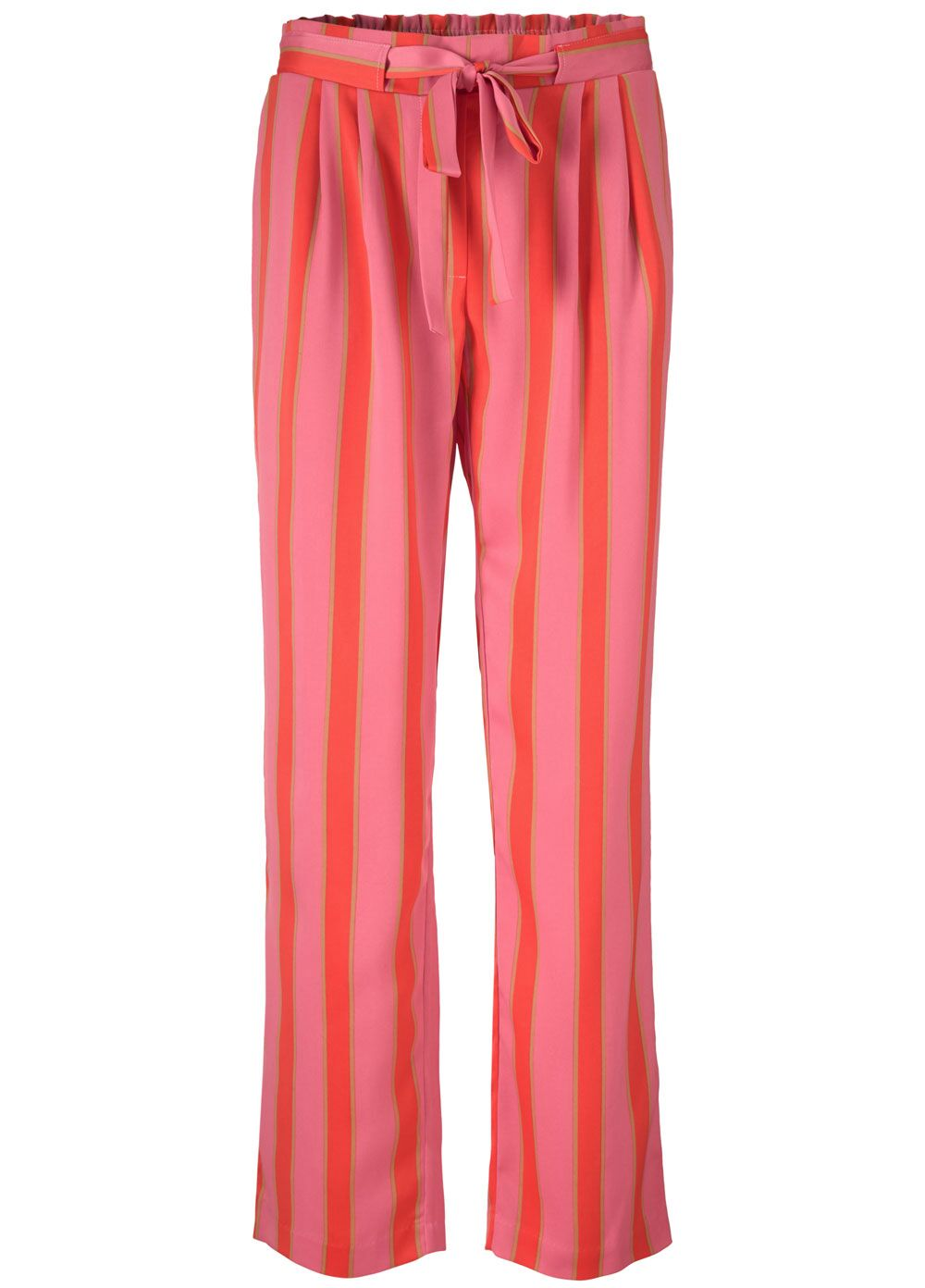 Nadine Print Pants - Regency Stripe