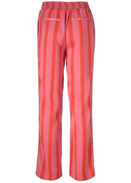 Nadine Print Pants - Regency Stripe