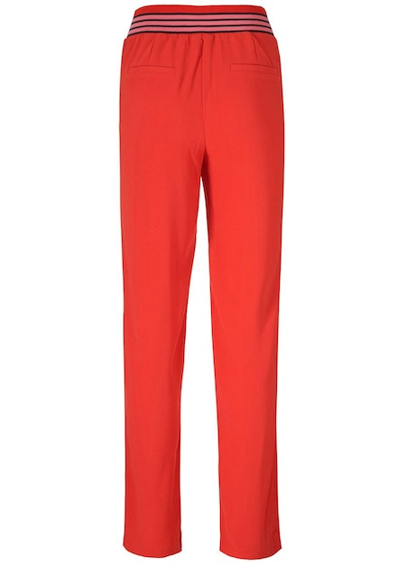 Nanon Pants - Fire Red