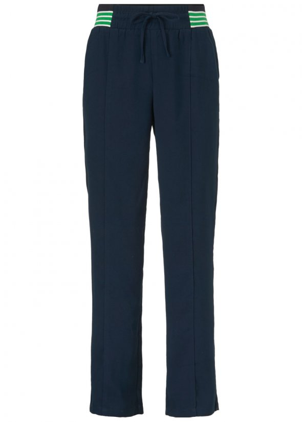 Nanon Pants - Navy Sky