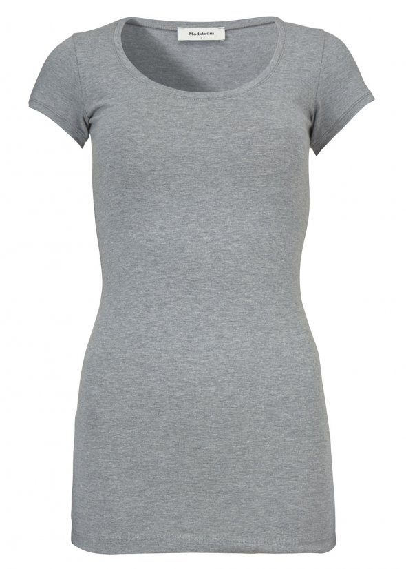 Trick T-Shirt - Grey Melange