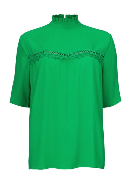 Noa Top - Fern Green