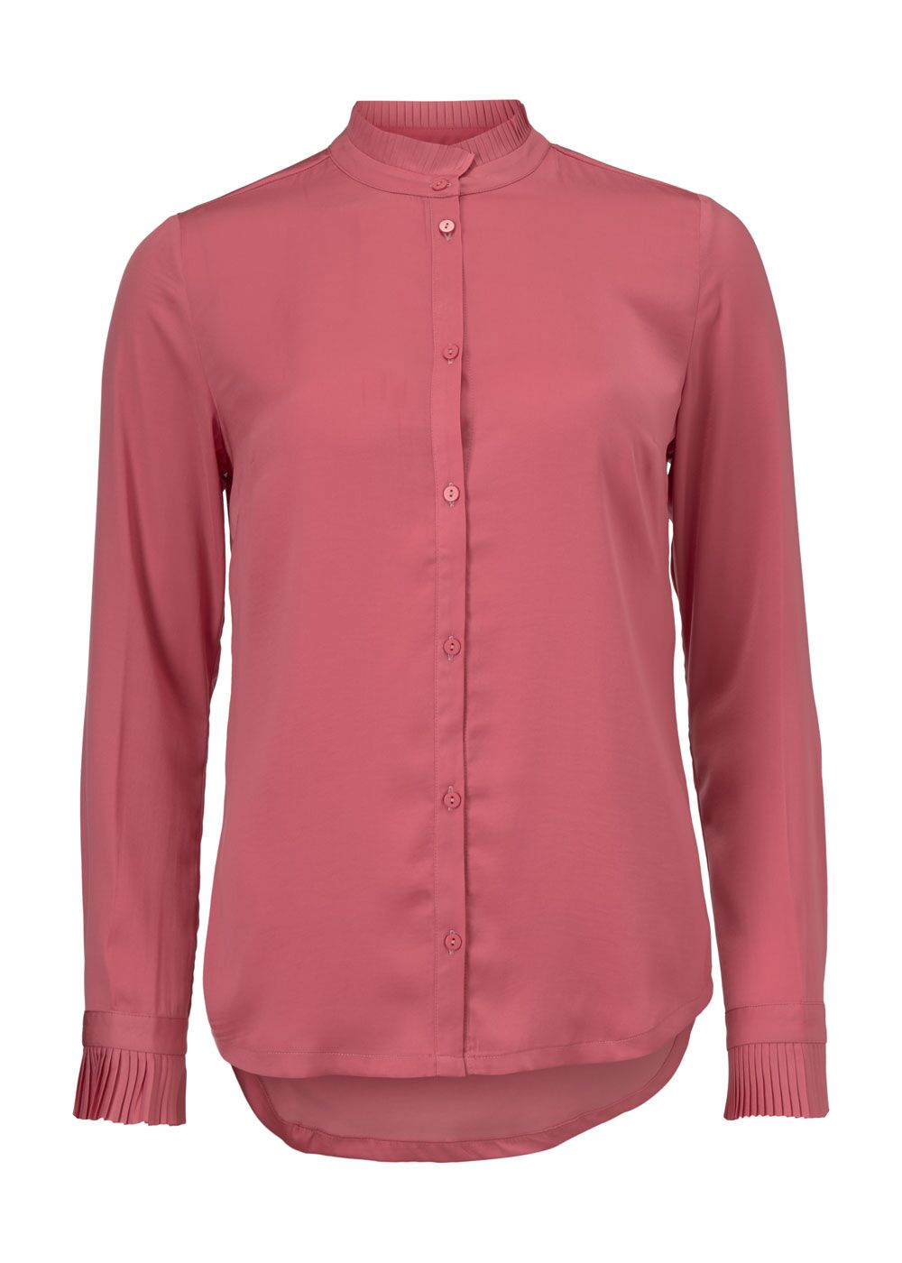 Noelle Shirt - Rose Passion