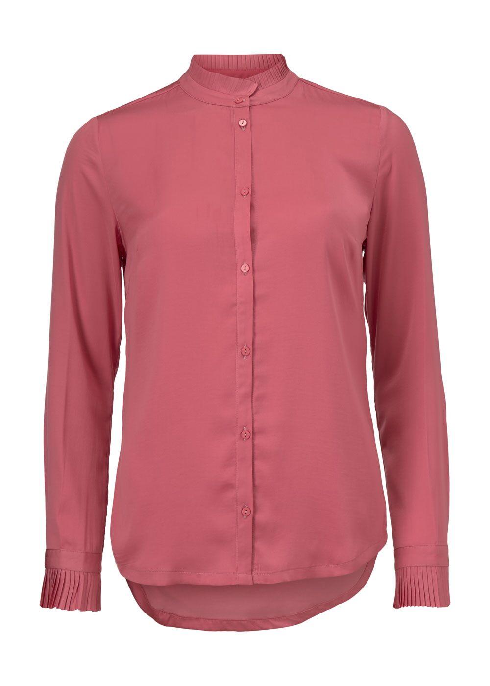 Noelle Shirt - Rose Passion