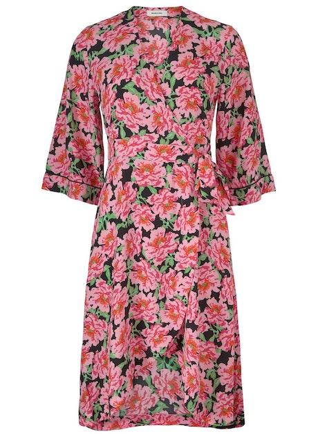 Novo Print Dress - Fleur