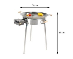 Stekhäll PRO-580 grillsymbol