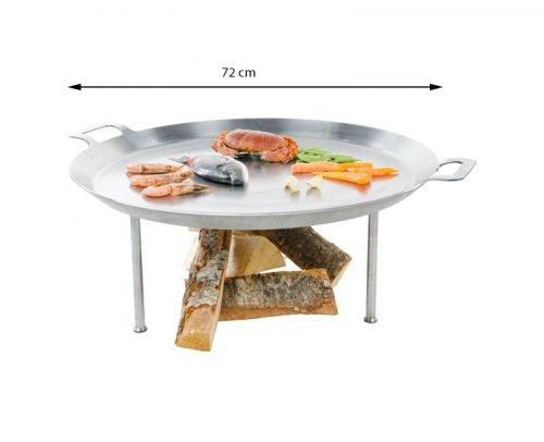 Stekhäll STRONG-720 grillsymbol