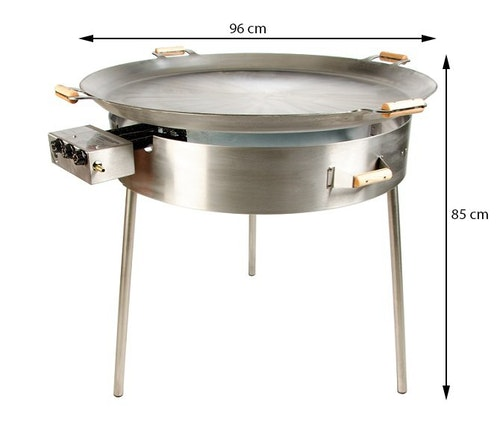 Stekhäll Gasol PRO-960 rostfri lock på köpet
