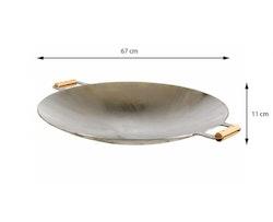 Wok-lösning 675 grillsymbol