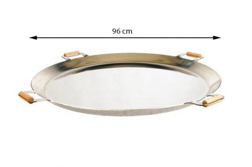 Stekhäll FP-960 inox. Grillsymbol
