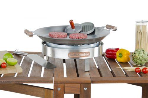 Stekhäll PRO-460 grillsymbol