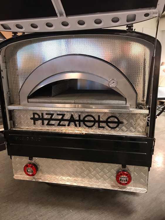 Pizzugn Pizzaiolo  4 pizzor. Slutsåld